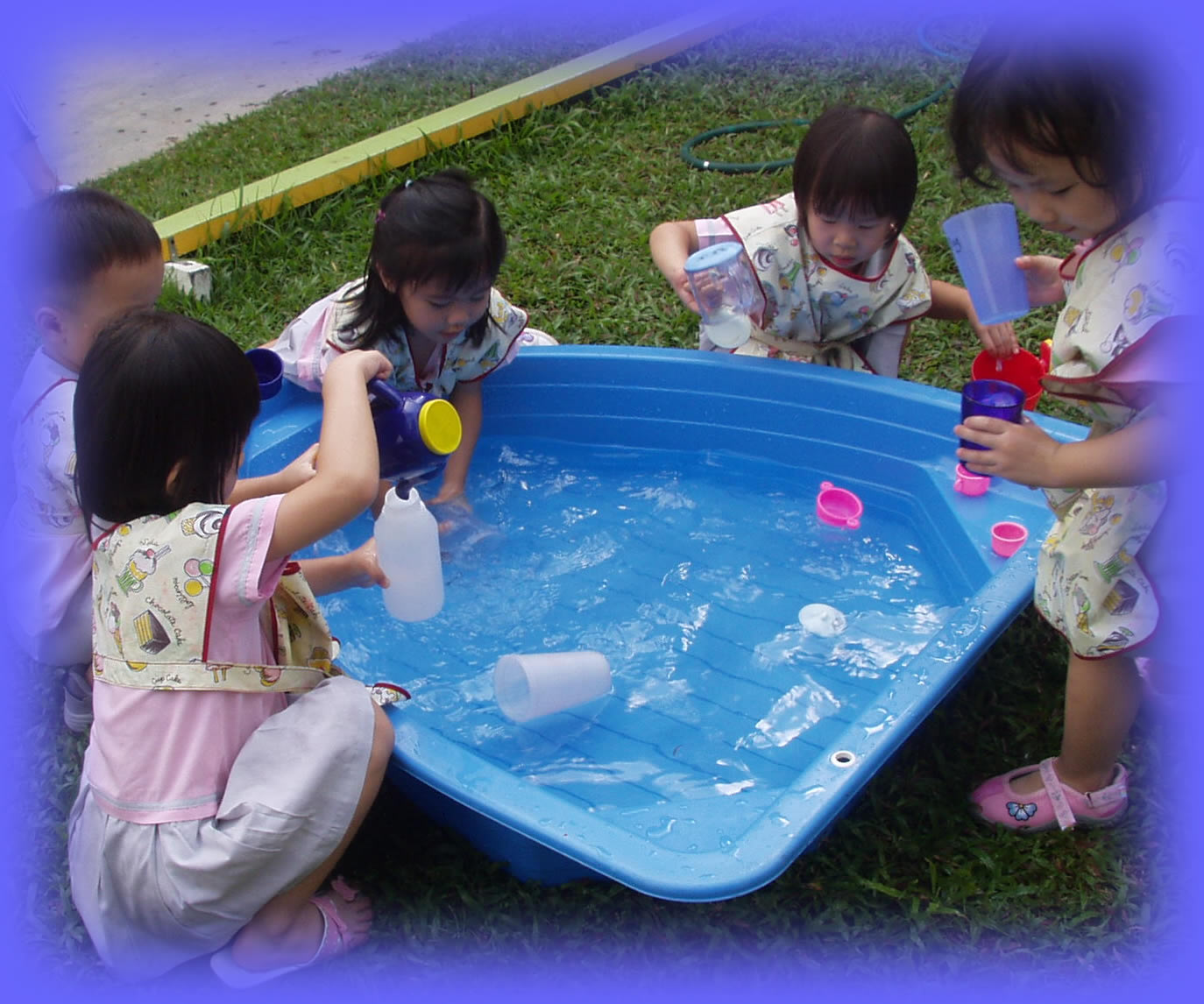Water Play : Wet And Wonderful