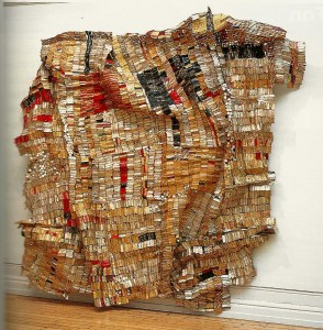 Old Man's Cloth El Anatsui
